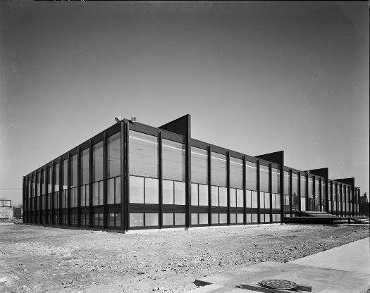 S. R. Crown Hall, IIT, C.1956