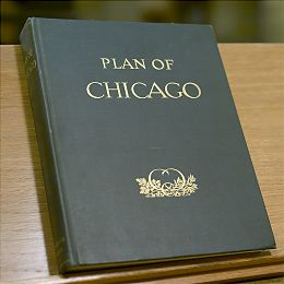 Plan of Chicago, image courtesy of Chicago Historical Society