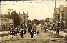 Labor Day Parade Glen Ellyn 1909