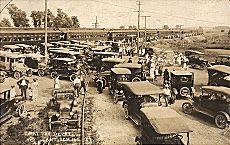 DEPOT IN ANTIOCH, C.1928